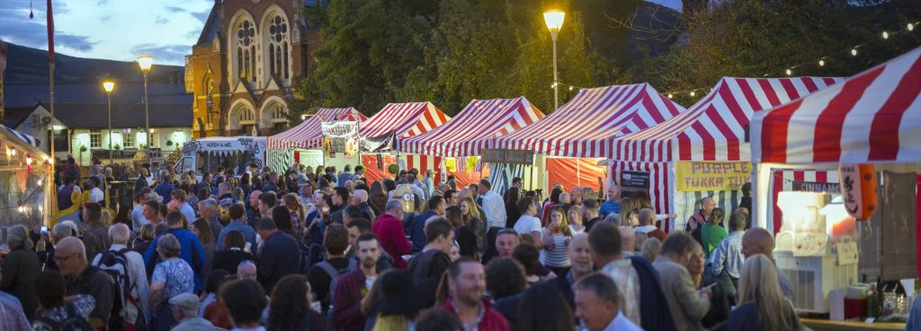 How food festivals can change food culture