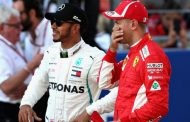 Lewis Hamilton wants 'more respect' shown to Sebastian Vettel