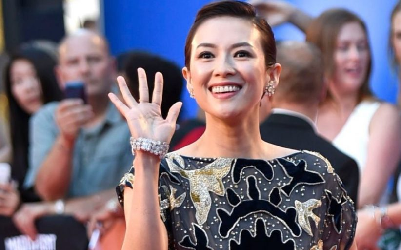 Zhang Ziyi Named Godmother of the Trophée Chopard 2019 at Cannes Film Festival