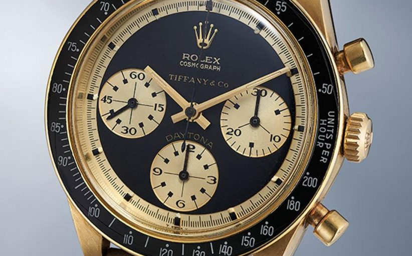 """Phillips """"Double-Signed"""" Auction To Include Rare Rolex, Patek Philippe, Audemars Piguet and More"""