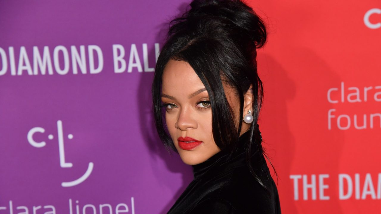 The Best In Beauty From Rihanna's Annual Diamond Ball
