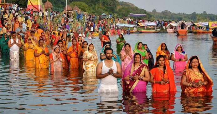 Chhath festival begins from today