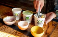 Ramen Tatsu-Ya cooling things down with Japanese ice cream from Austin's DipDipDip